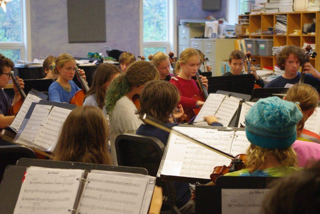 CWS Grade School Orchestra