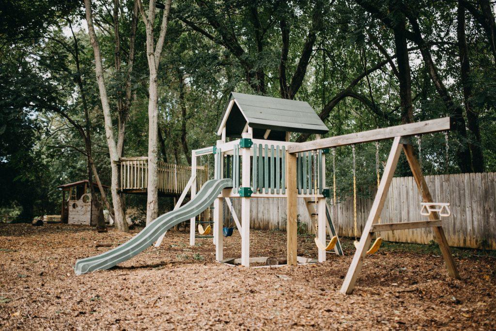 CWS empty playground
